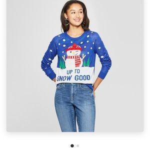 NWT Christmas Sweater